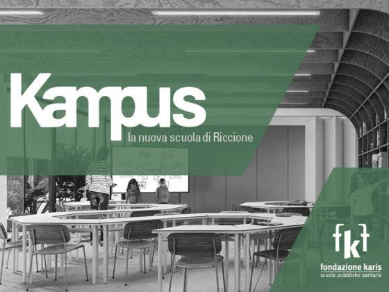 KAMPUS la nuova scuola di Riccione